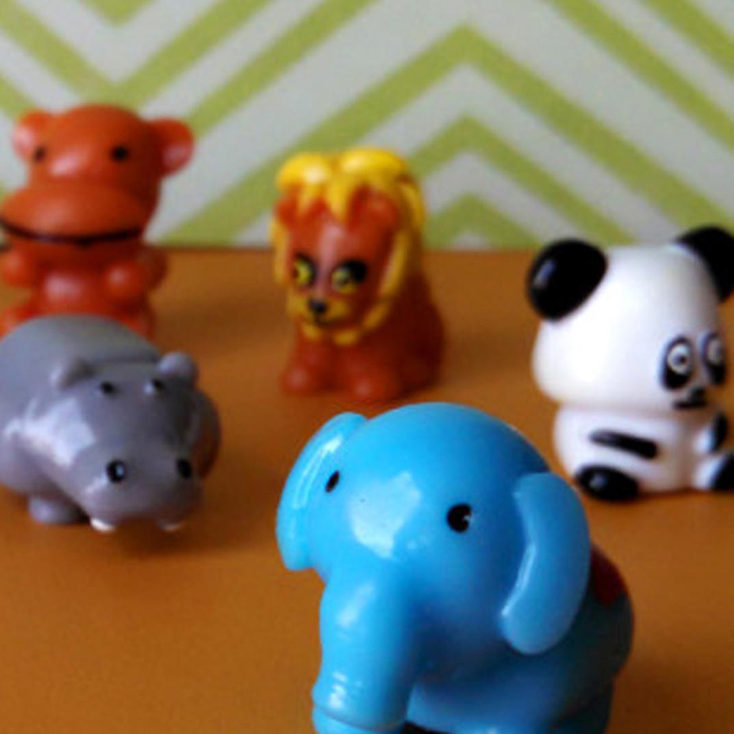 1″ SqwishLand Jungle (1,500 pcs) – Brand Vending Products